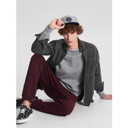 Трикотажные брюки Basic
