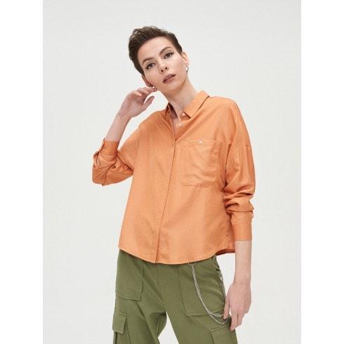 Рубашка типа oversize